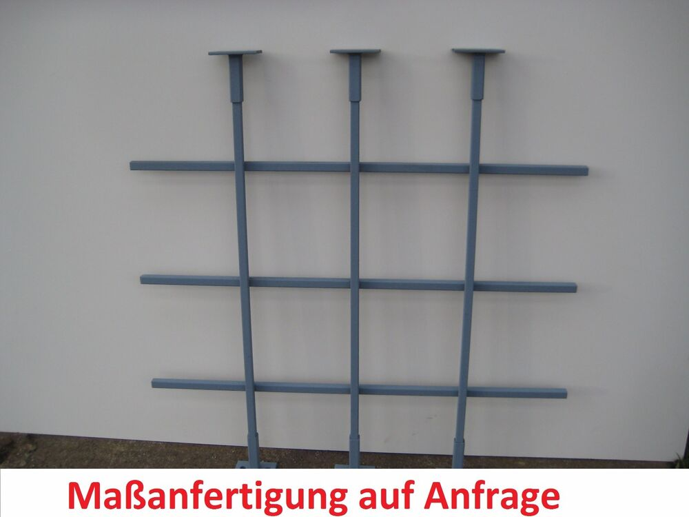 fenstergitter sicherheitsgitter stahlgitter auf nach ma verzinkt kellergitter ebay. Black Bedroom Furniture Sets. Home Design Ideas