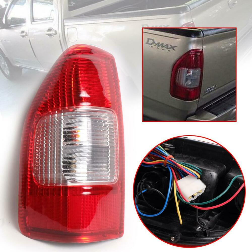Fit Isuzu Dmax D Max Tfr 03 04 05 Tail Lamp Light Pickup