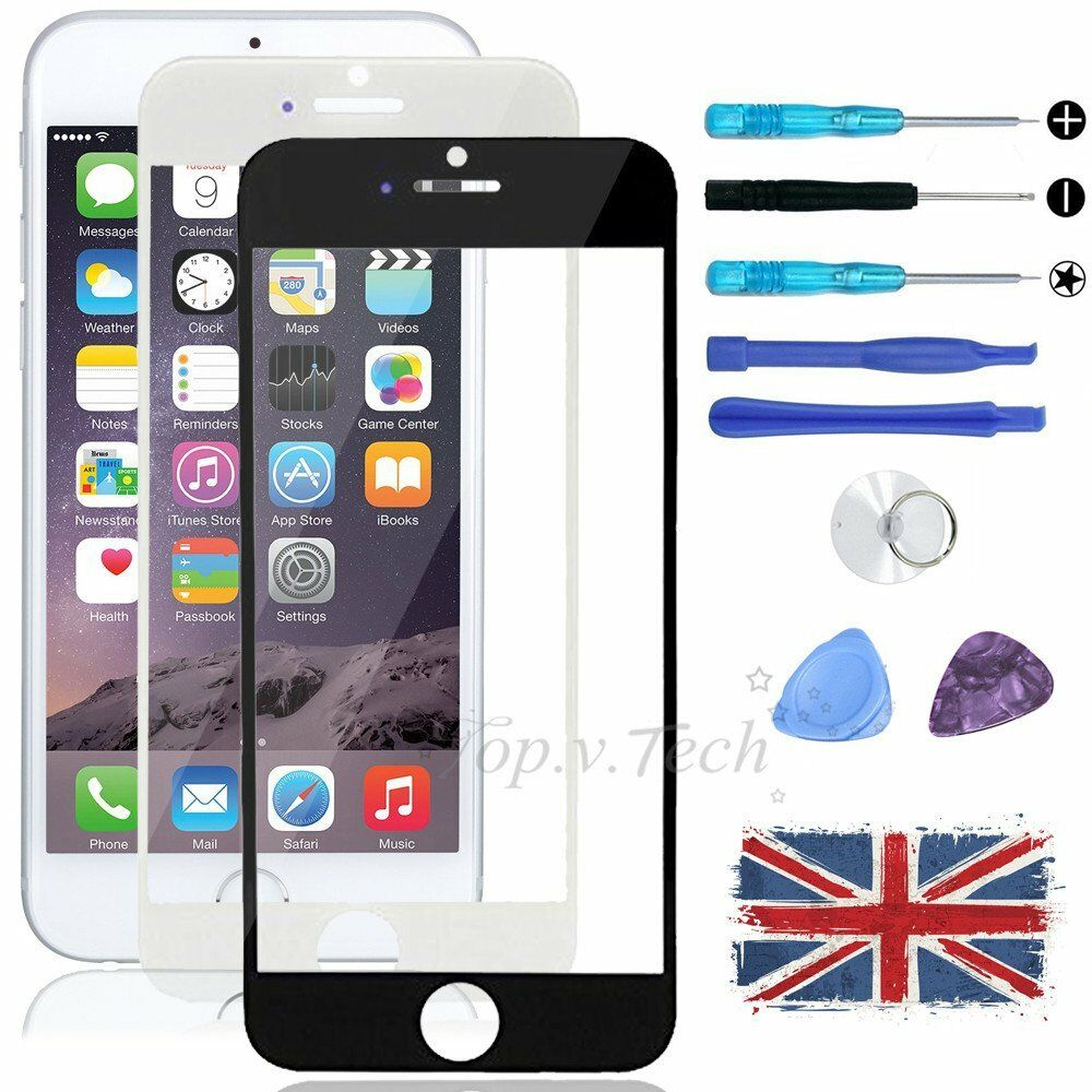 Eyeglass Repair Kit For Iphone : Front Outer Screen Glass Lens Replacement Repair Kit for ...
