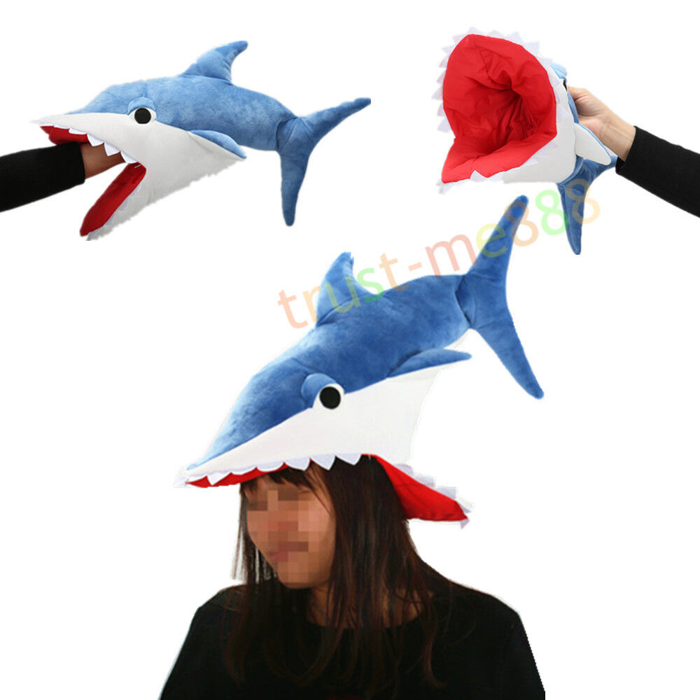 sharking cosplay