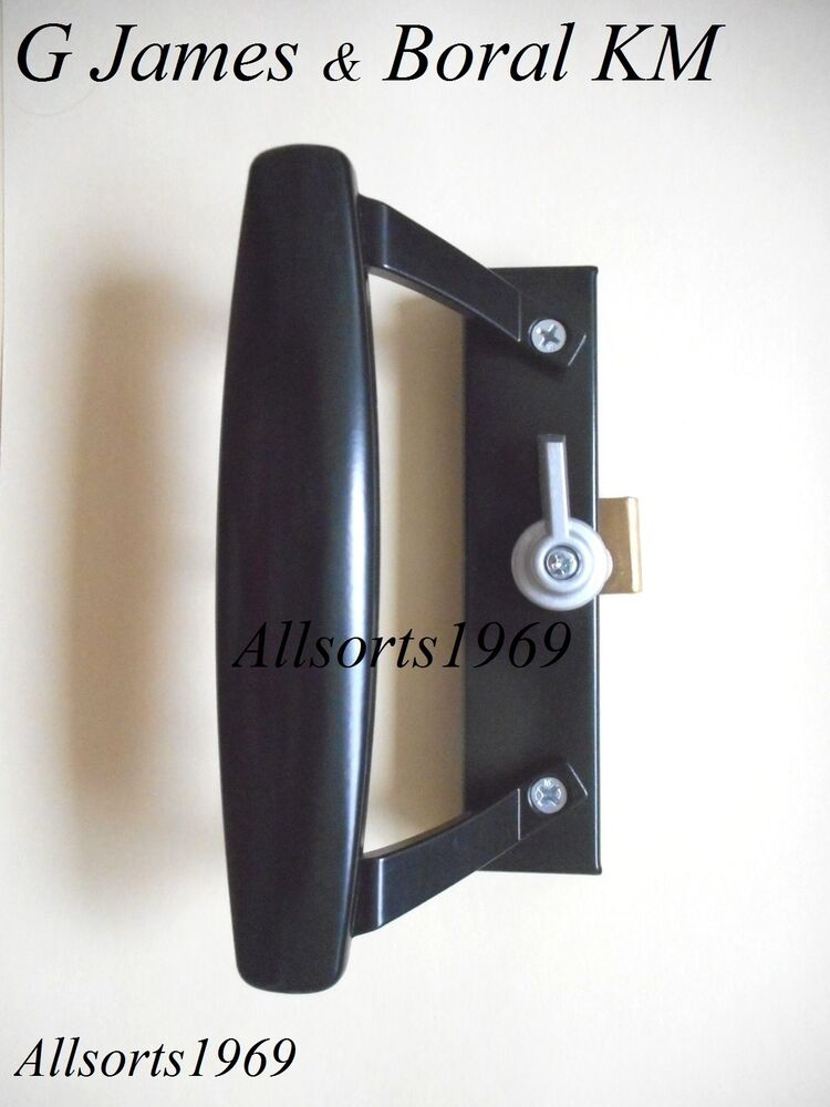 Sliding Glass Door Lock Handle Older G James Boral Km