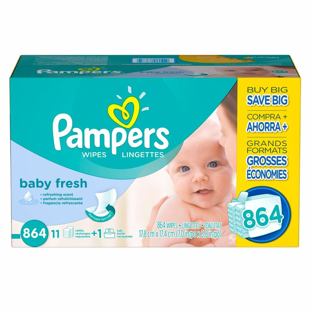Leave your baby's skin feeling refreshingly clean during changing time with Pampers Sensitive Baby Wipes Convenience Pack. These hypoallergenic wipes have a refreshing scent and lotion with pure water in every wipe. Hypoallergenic 18 Sensitive wipes travel .