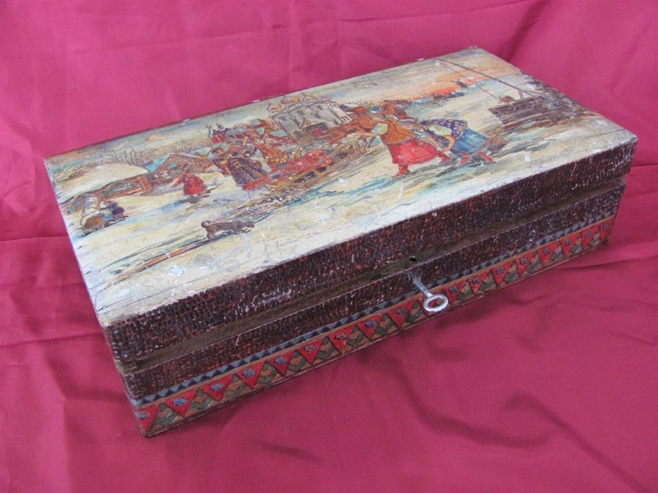 Hand Painted Decorative Boxes