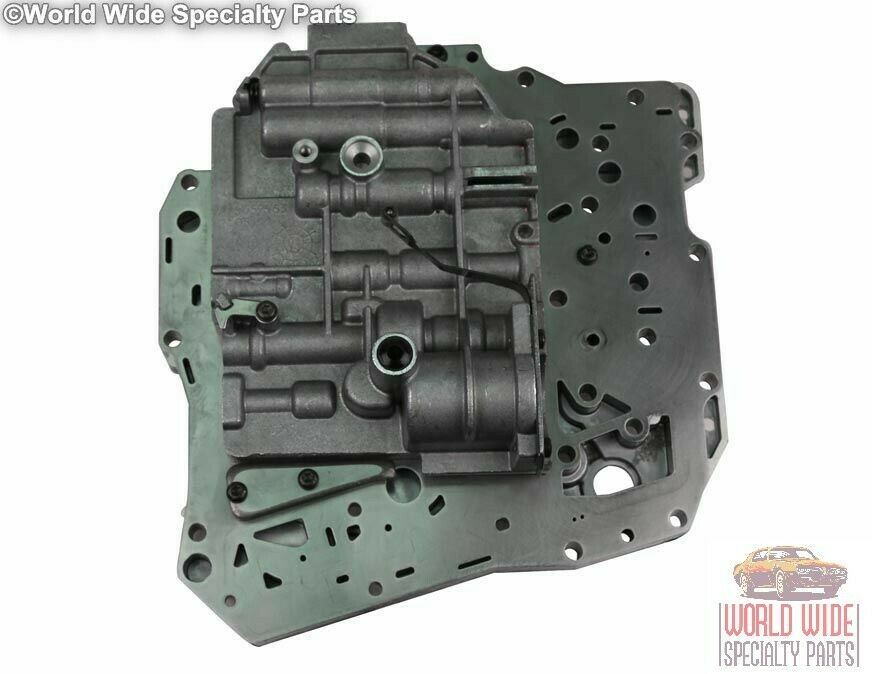 details about chrysler a606, 42le, 42rle valve body 1995-up (lifetime  warranty)updated, dynoed