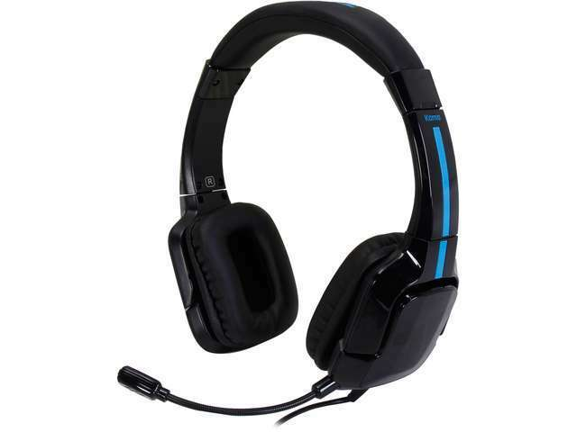 tritton kama stereo headset for playstation 4 playstation vita mobile device ebay. Black Bedroom Furniture Sets. Home Design Ideas