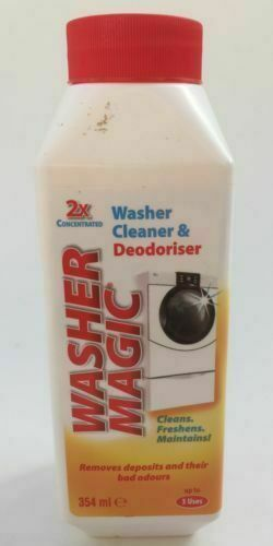 washing machine cleaner washer magic washing machine cleaner smell odour mould 29277