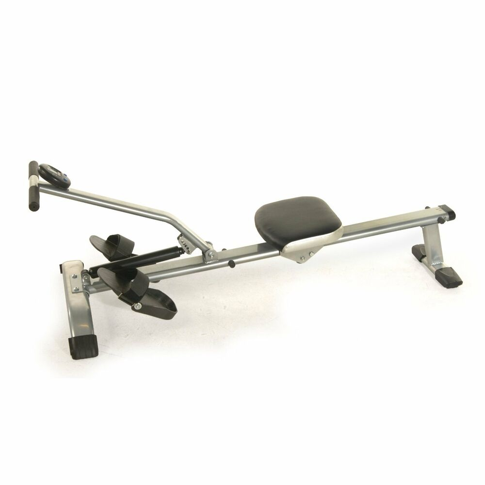 what is a rower machine