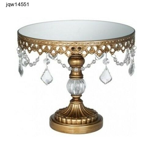 wedding cake stand base plinth antique cake stand gold small pedestal plate wedding 25610
