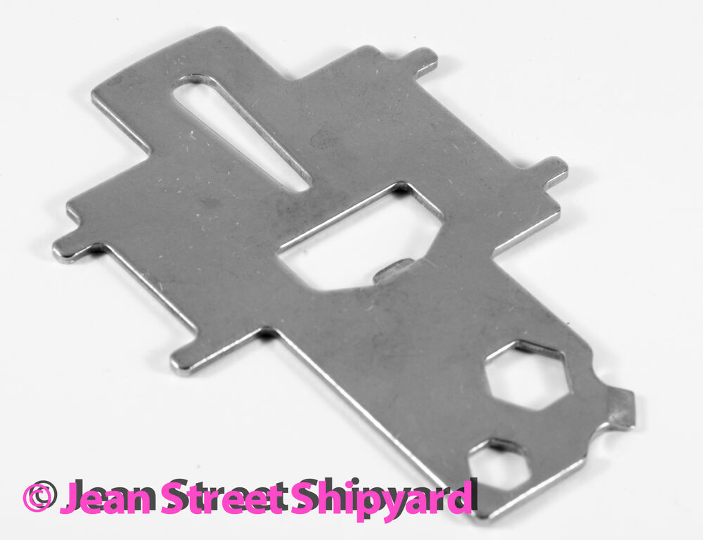 marine boat stainless deck plate tool screwdriver bottle opener seachoice 32671 ebay. Black Bedroom Furniture Sets. Home Design Ideas