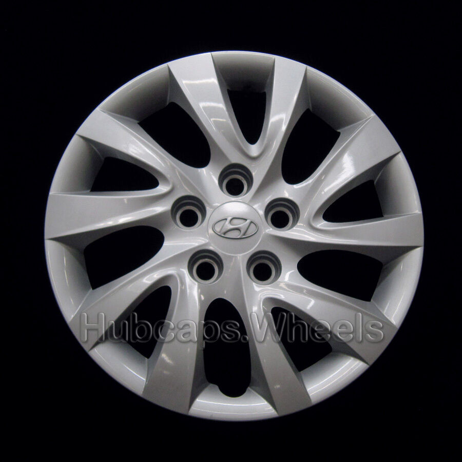 Hyundai Elantra 2011 2015 Hubcap Genuine Factory Oem 55568 Wheel Cover Ebay
