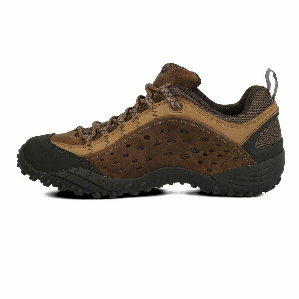Leather Lined Hiking Shoes