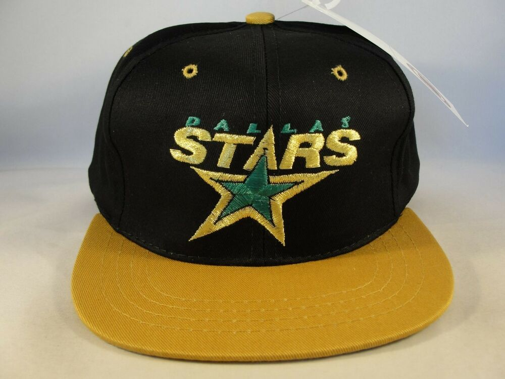 be167a083f0 Details about Toddler Size NHL Dallas Stars Vintage Snapback Hat Cap Drew  Pearson