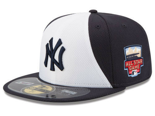 43a48f9a18b Details about Official MLB 2014 New York Yankees All Star Game New Era 59FIFTY  Fitted Hat