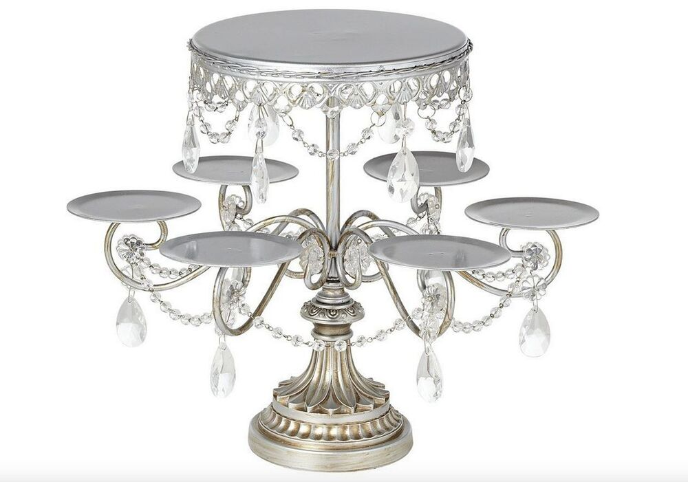antique wedding cake stand antique silver and cake and cupcake stand wedding 1325