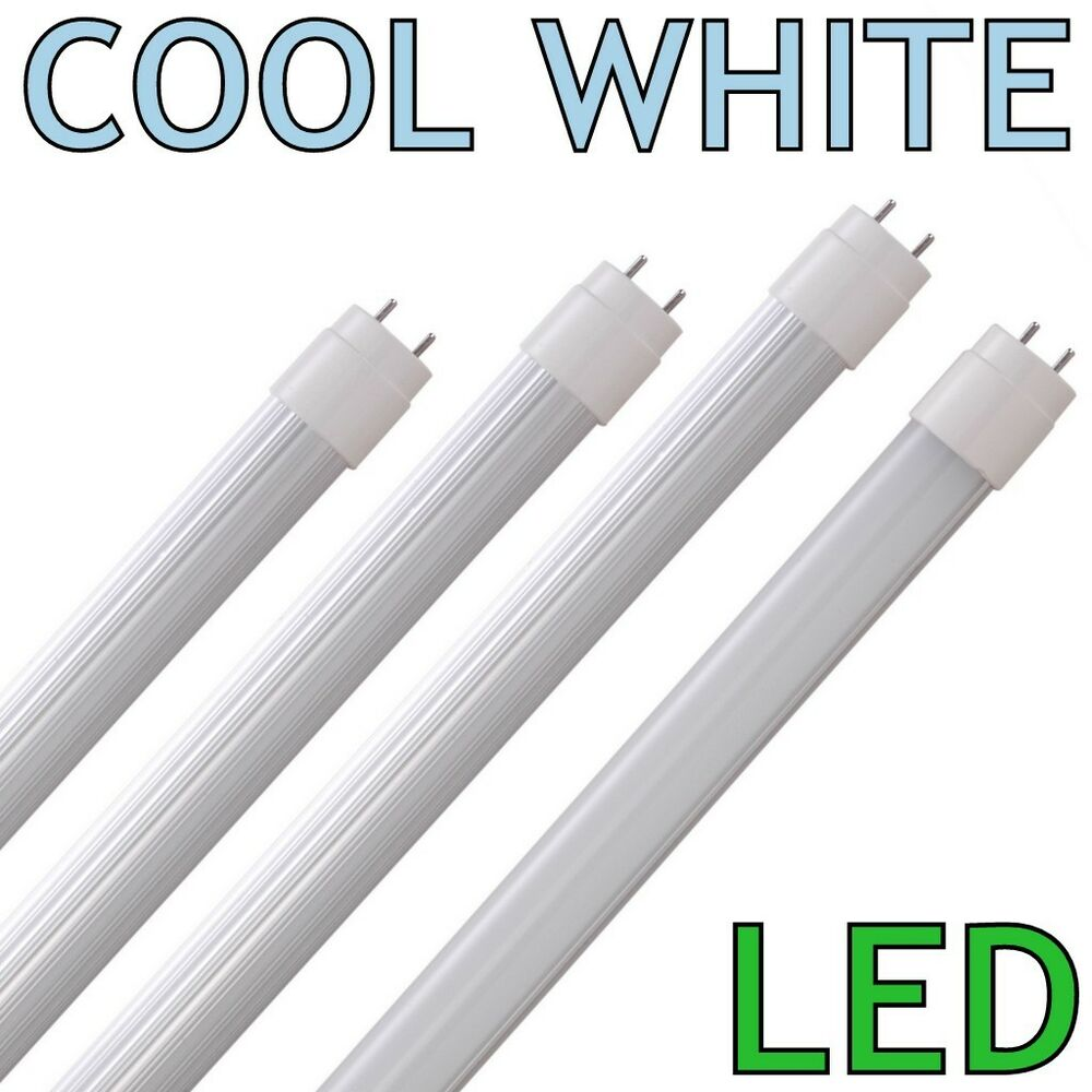 Led T8 Fluorescent Light Tube Replacement Bulb Lamp 3ft 4ft 5ft 6ft Cool White Ebay