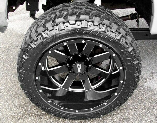 moto metal wheels. 4 new moto metal 962 20x12 gloss black wheels ford chevy dodge jeep | ebay