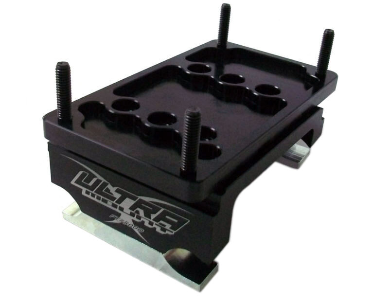 new ultramax karting ultra pro motor mount black anodized. Black Bedroom Furniture Sets. Home Design Ideas