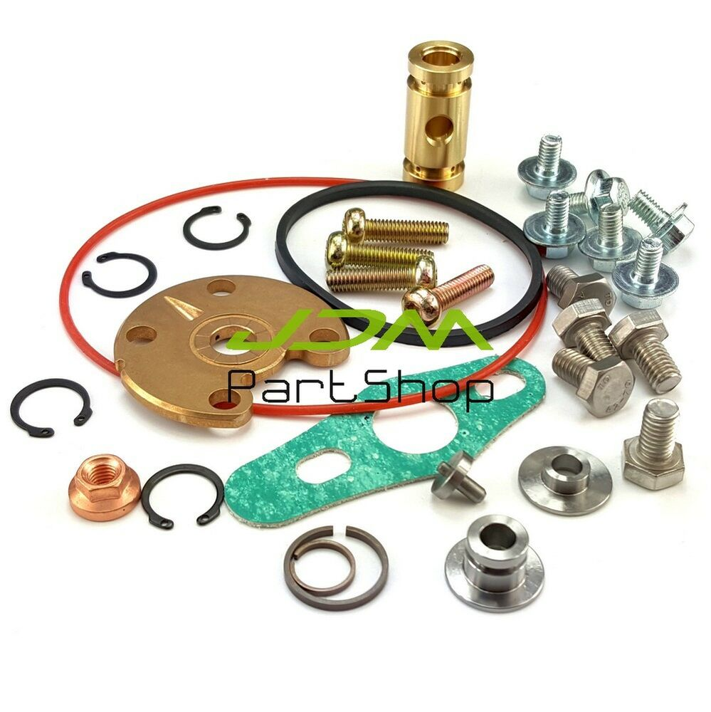 for saab 9 3 9 5 turbo turbocharger gt17 gt1752s 452204 repair kit rebuild kit 4 ebay. Black Bedroom Furniture Sets. Home Design Ideas