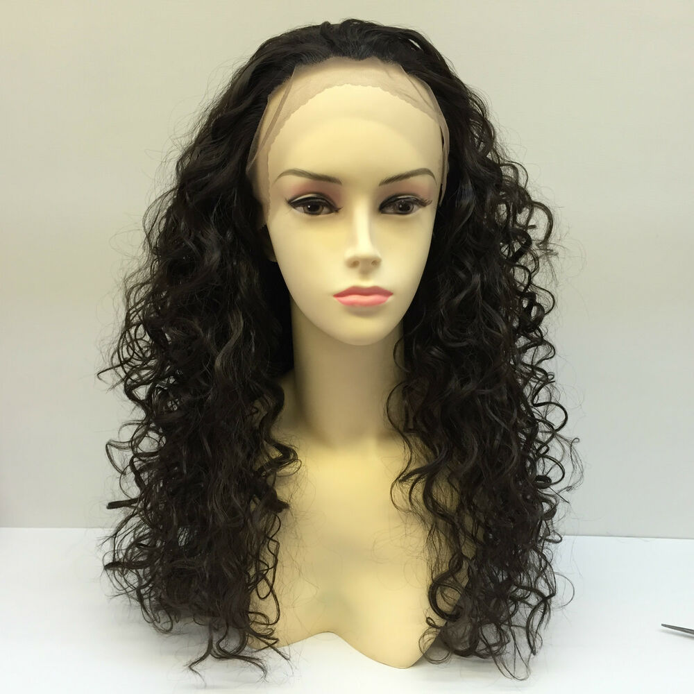 Lace Front Curly Wig Tiffany Curly Sexy Wig Long Synthetic