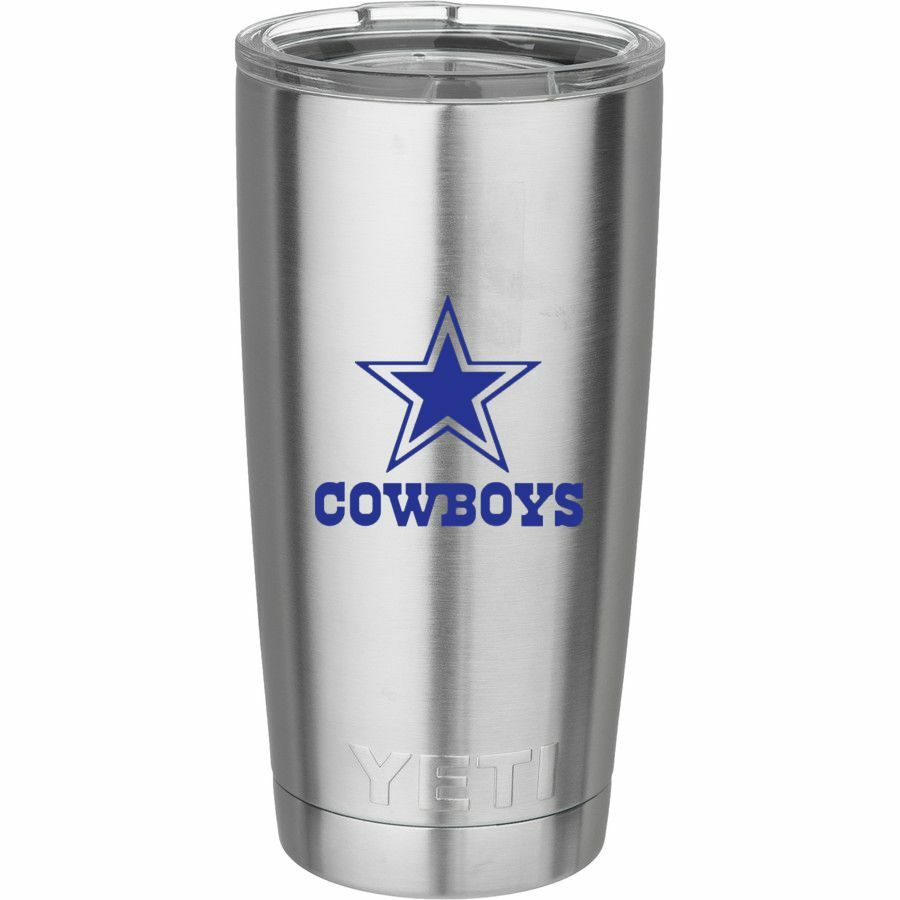Dallas Cowboys Decal For Your Yeti Tumbler Rambler Beer