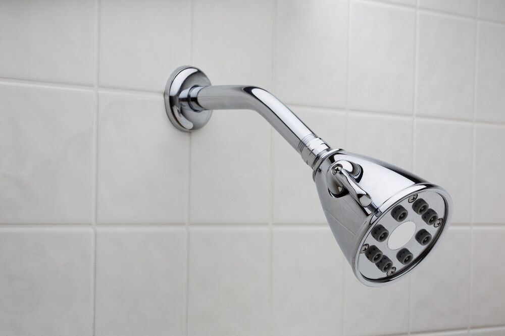 Fire Hydrant Spa Ultimate 8 Jet Chrome Shower Head For Low Water Pressure Ebay