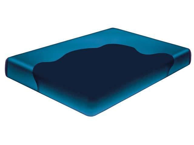 California King Free Flow Full Wave Motion Waterbed