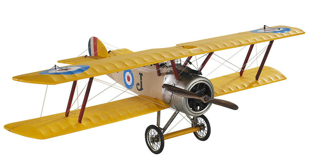 Desk top wwi sopwith camel biplane wood model plane 10 for Airplane plans