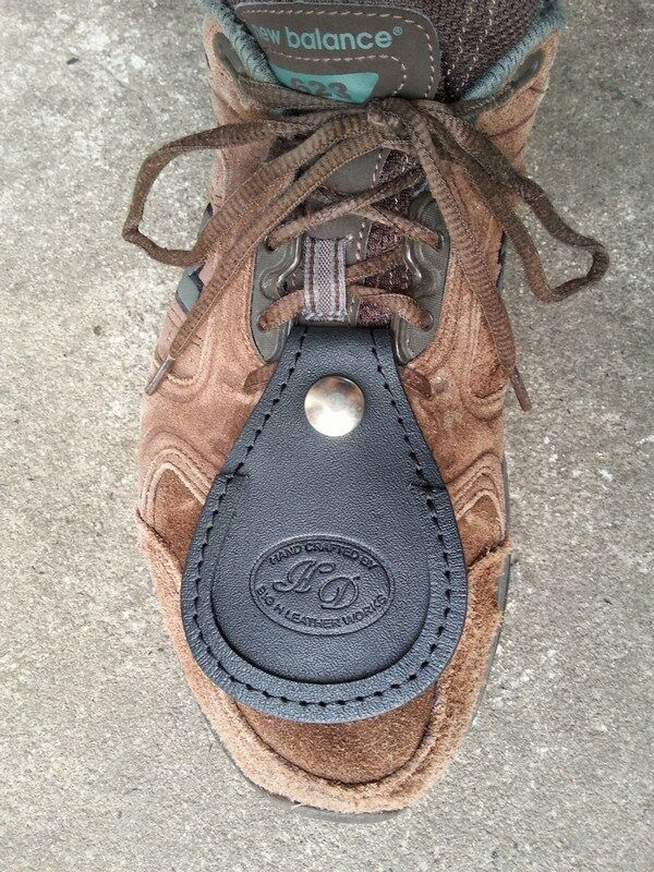 Shoe Guard For Leather