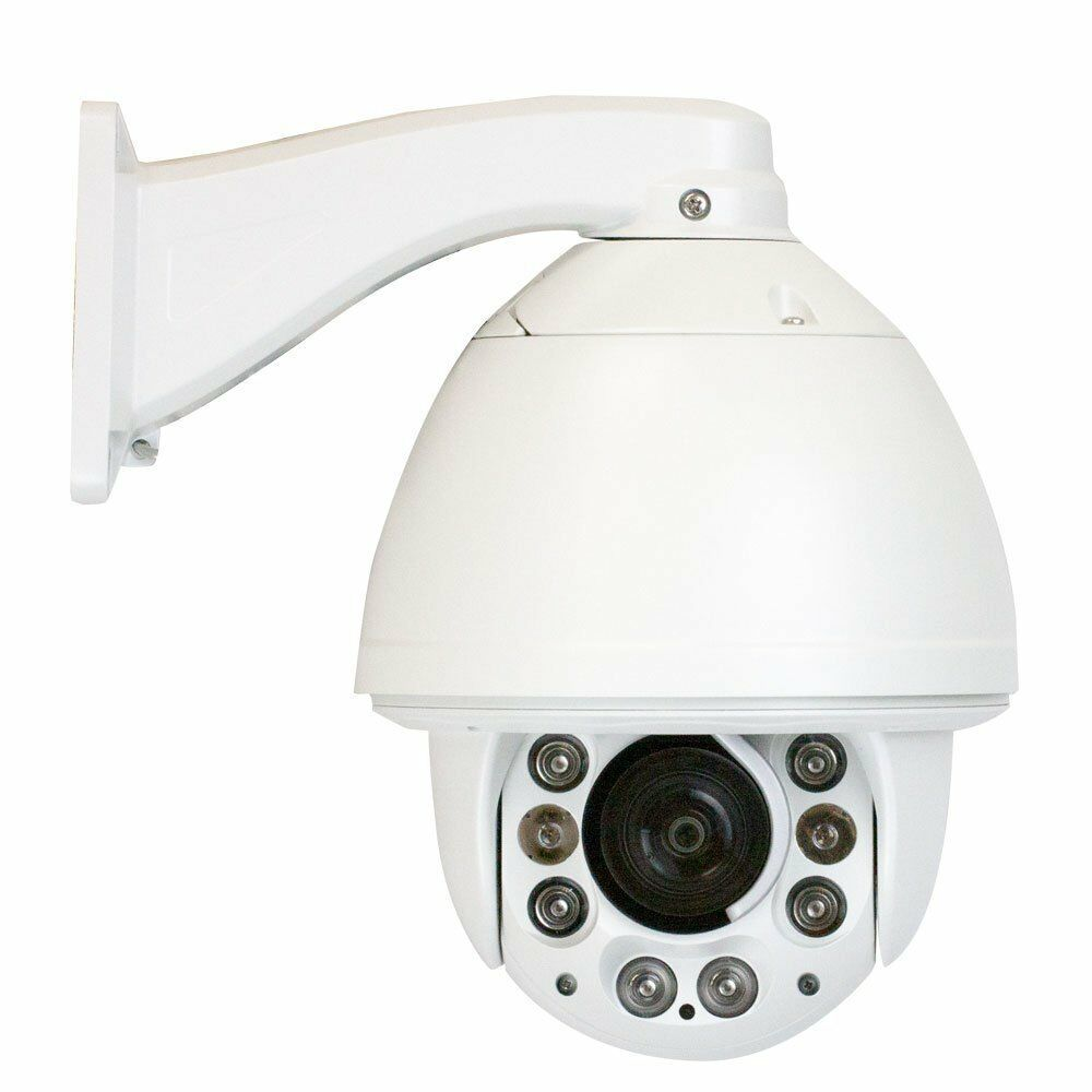 20x Optical Zoom 2 Megapixels 1080p Ip High Speed Network