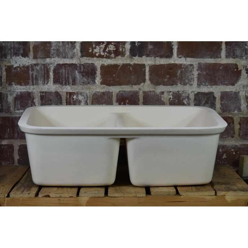 Gemstone Solid Surface Kitchen Double Sink Model 1729 D Ebay