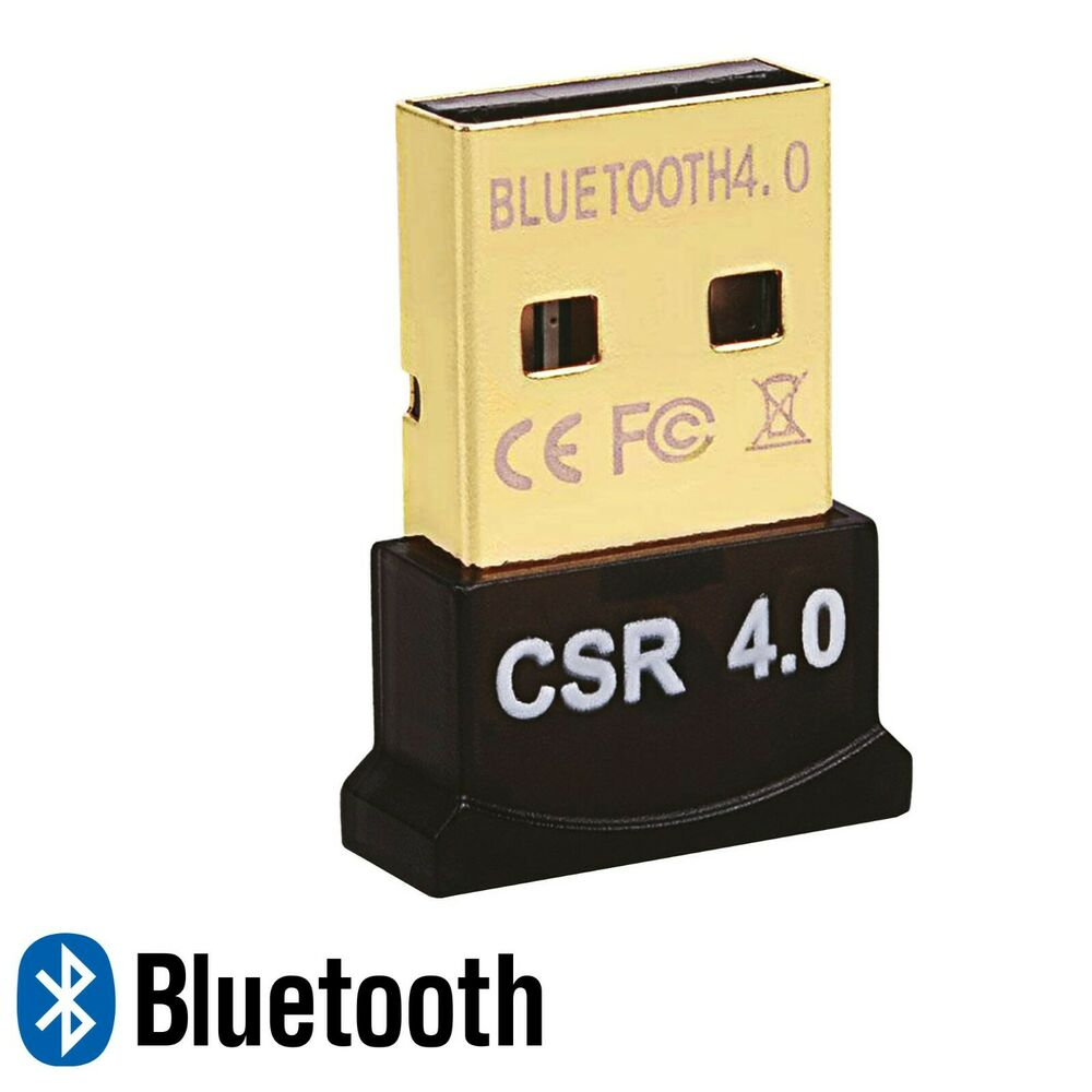 mini bluetooth usb dongle sender empf nger f r pc windows 10 8 7 ebay. Black Bedroom Furniture Sets. Home Design Ideas