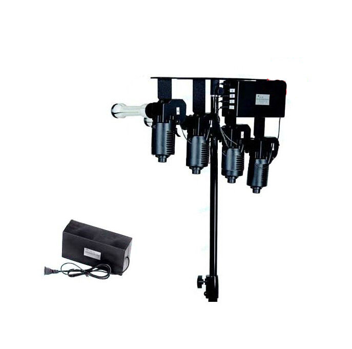 4 Roller Electric Background System Wall Ceiling Mount Ebay