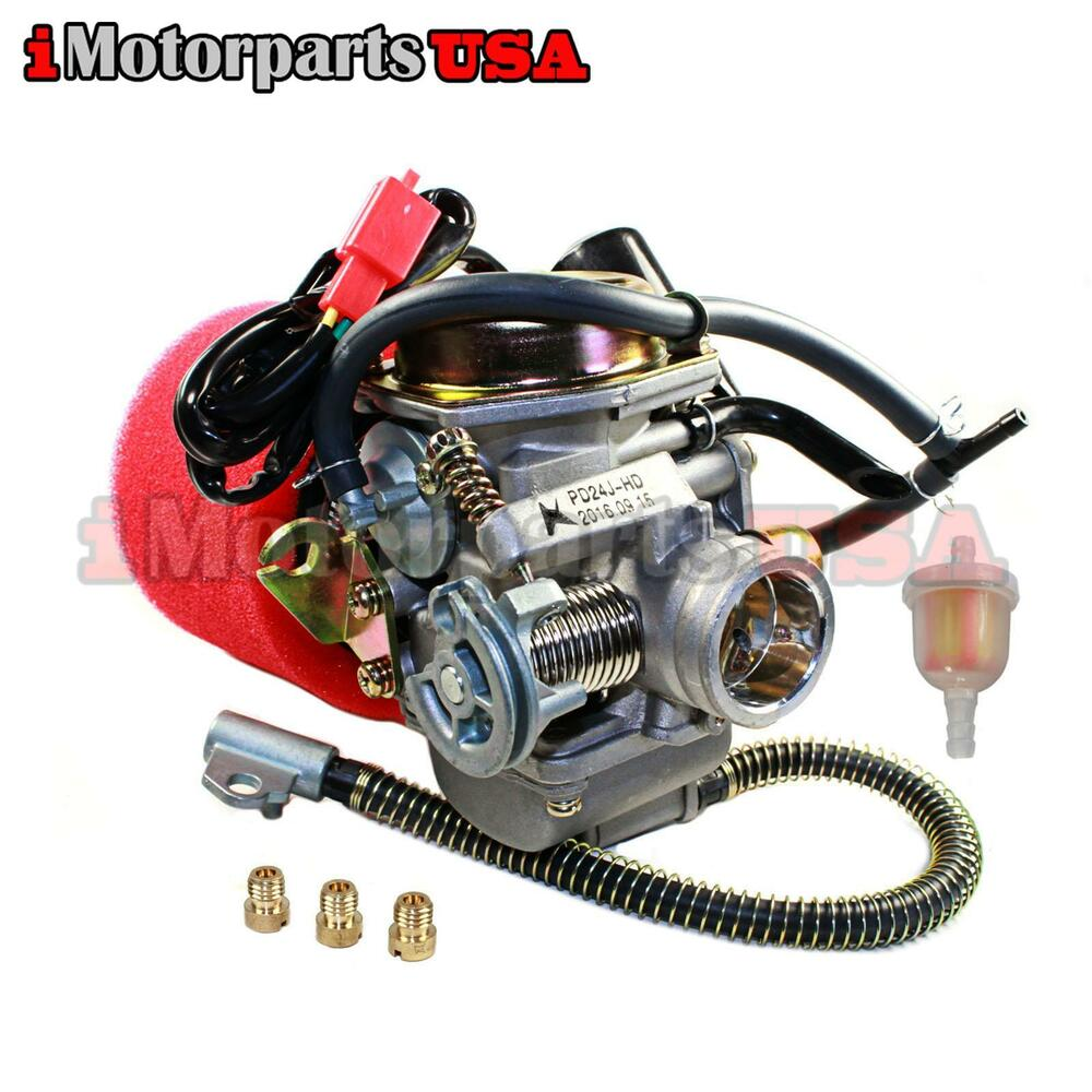 performance carburetor w   air filter manco asw carbide