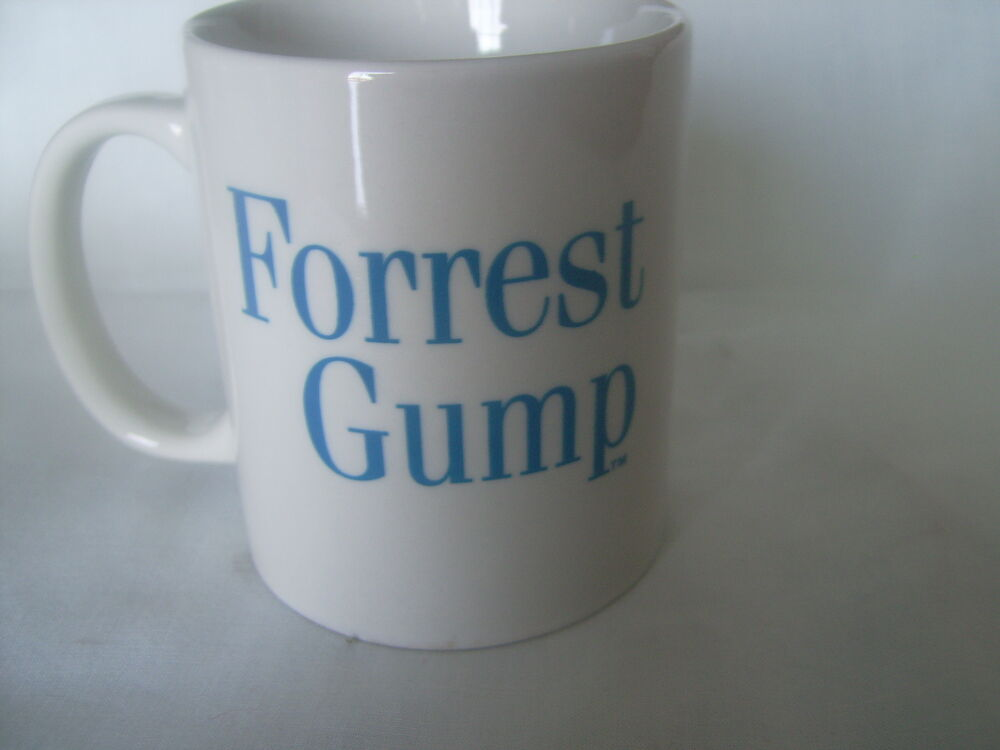 Bubba Gump Coffee Mugs