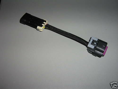 5 wire maf to ls1 3 wire harness adapter ebay. Black Bedroom Furniture Sets. Home Design Ideas
