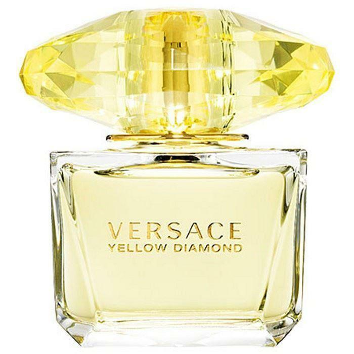 versace yellow diamond perfume 3 0 oz women edt new tester. Black Bedroom Furniture Sets. Home Design Ideas