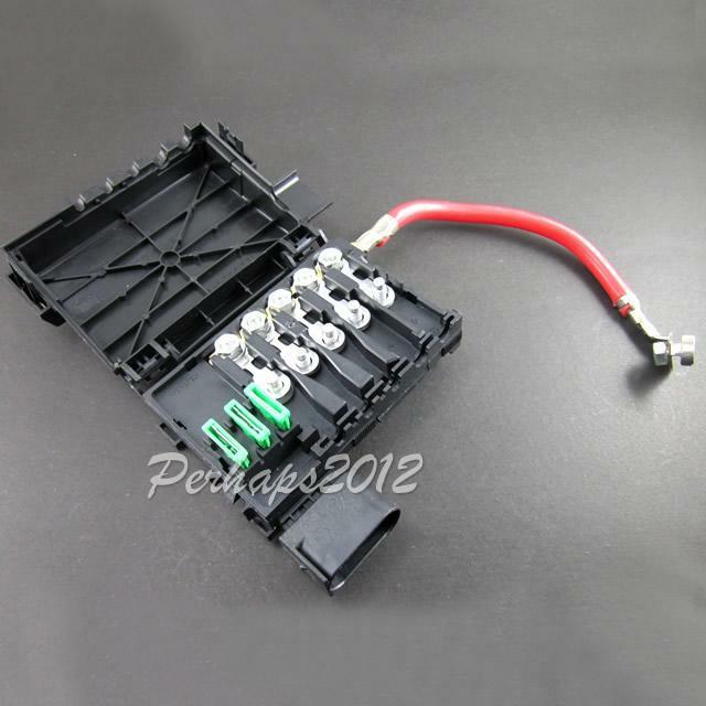 New fuse box battery terminal fit for vw jetta golf mk