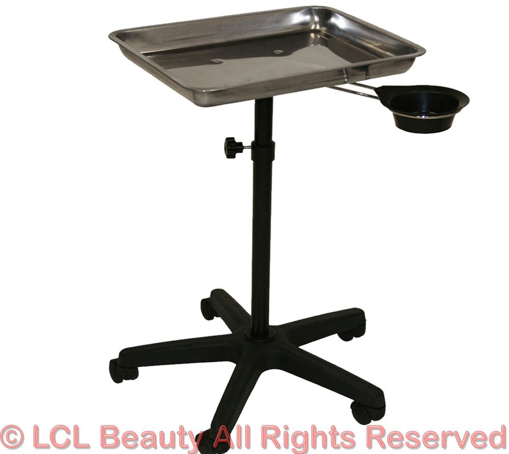 Stainless Steel Service Tray Medical Doctor Dentist Tattoo
