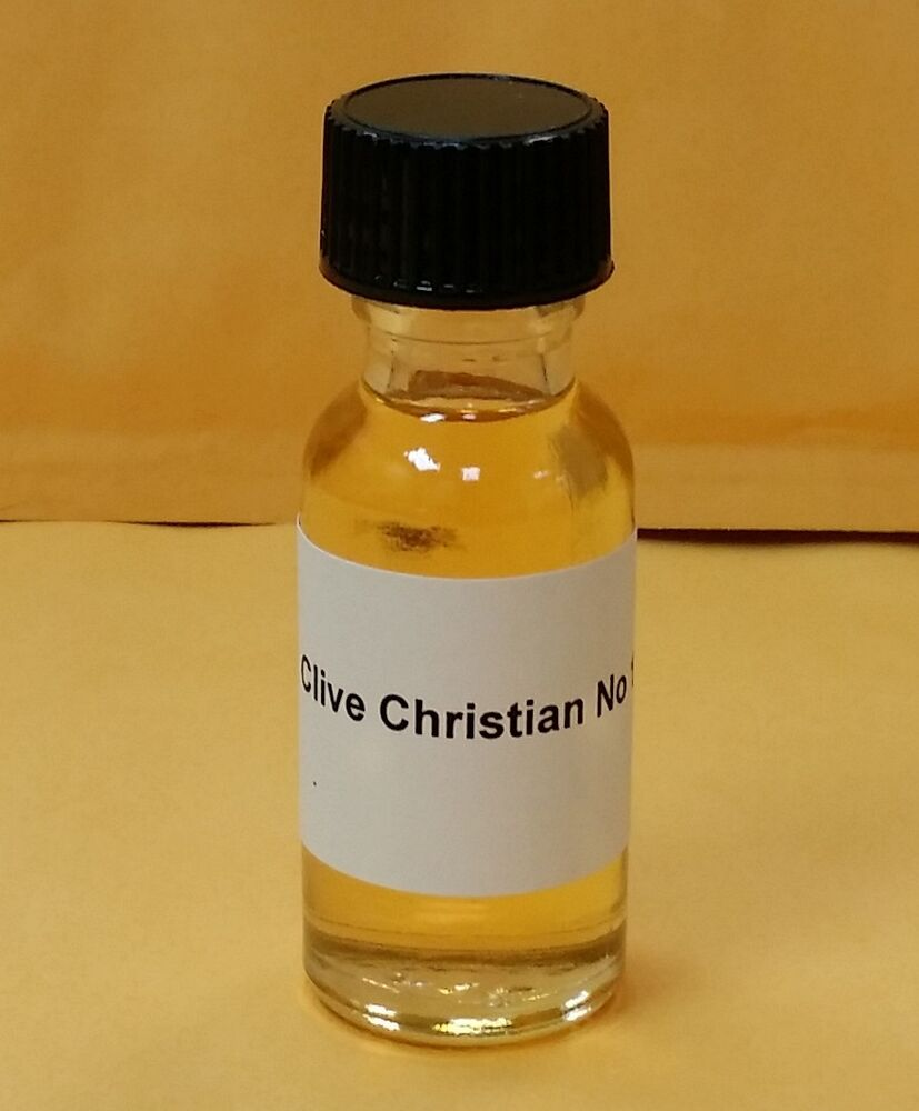 Clive Christian No 1 Perfume Body Oil For Women 1 2 Oz