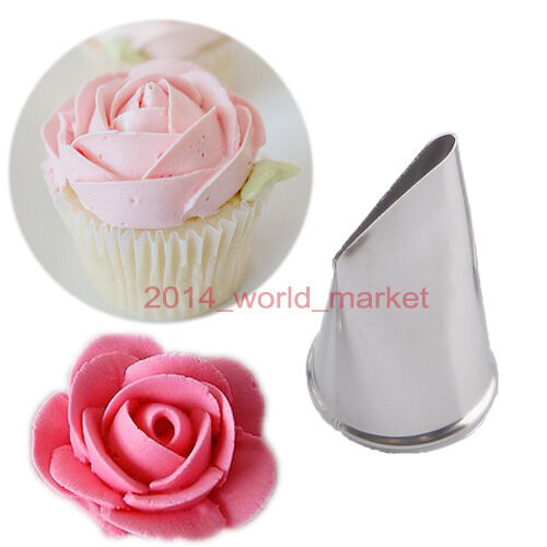 Best Flower Petal Nozzles Cake Cupcake Decorating Pastry ...