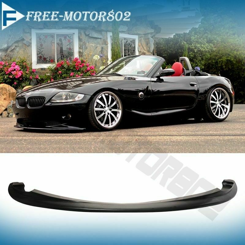 Fit 2002 2005 Bmw E85 Z4 Euro Ds Style Poly Urethane Front