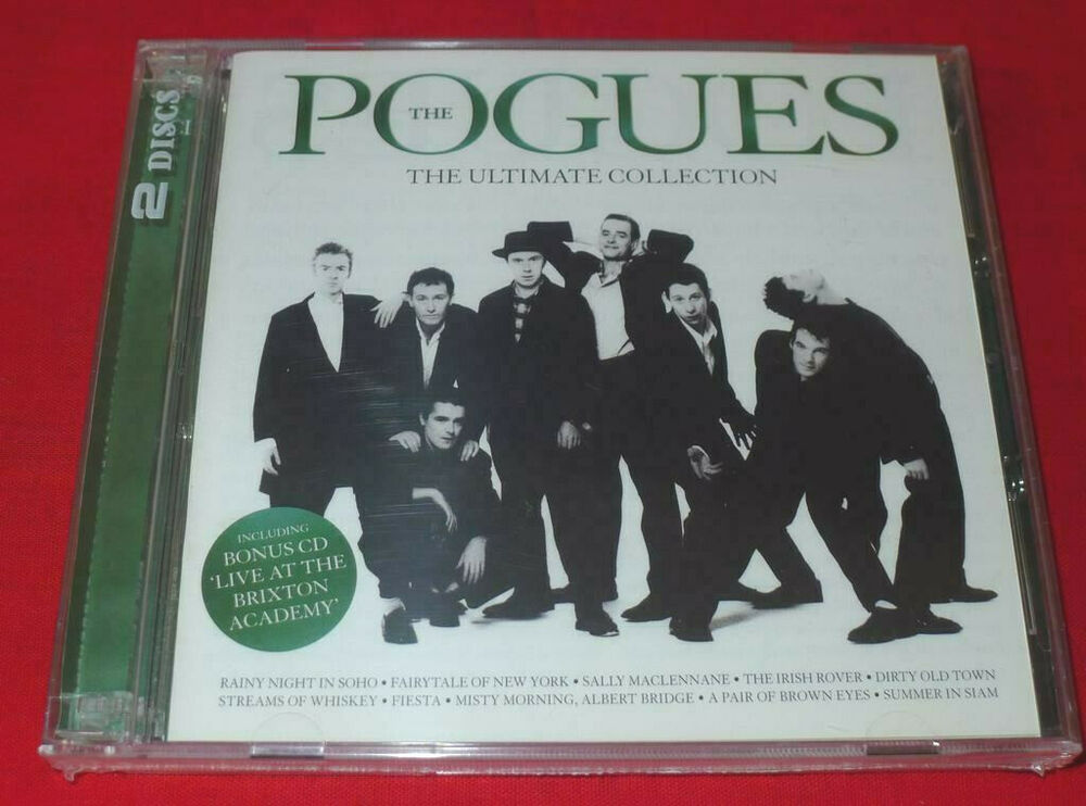 The Ultimate Collection By The Pogues 2CD 9325583028243