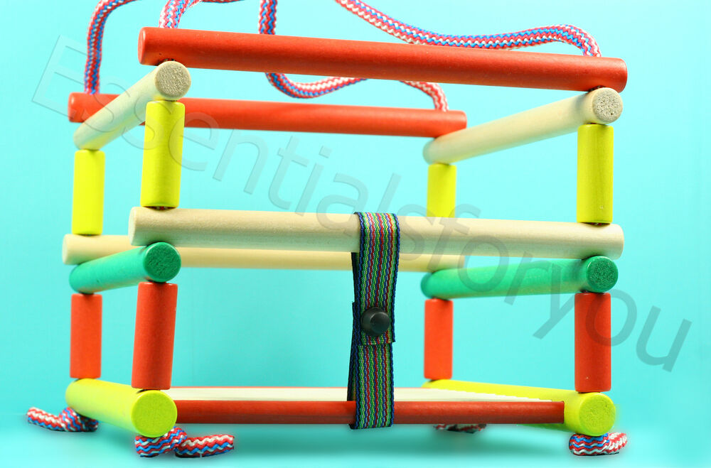 Outdoor Toddler Toys Boats : New indoor outdoor kids toy children toddlers wooden rope