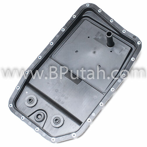 Service Manual  Removal Of Transmission Pan For A 2009 Land Rover Freelander