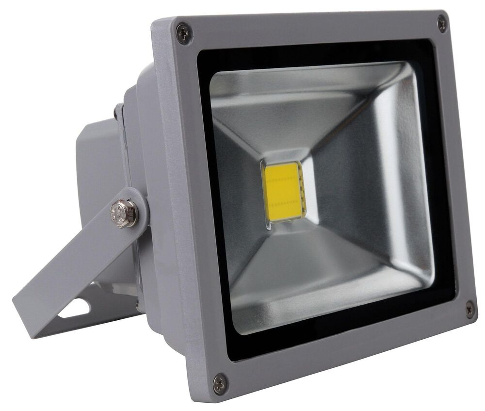led outdoor garden flood light 20w modern wall lamp lighting outside