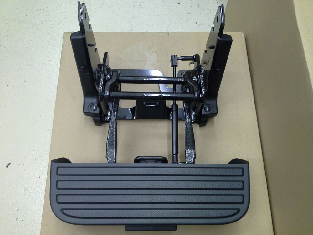 2009 2014 Ford F150 Driver Side 8 Foot Bed Side Step Kit