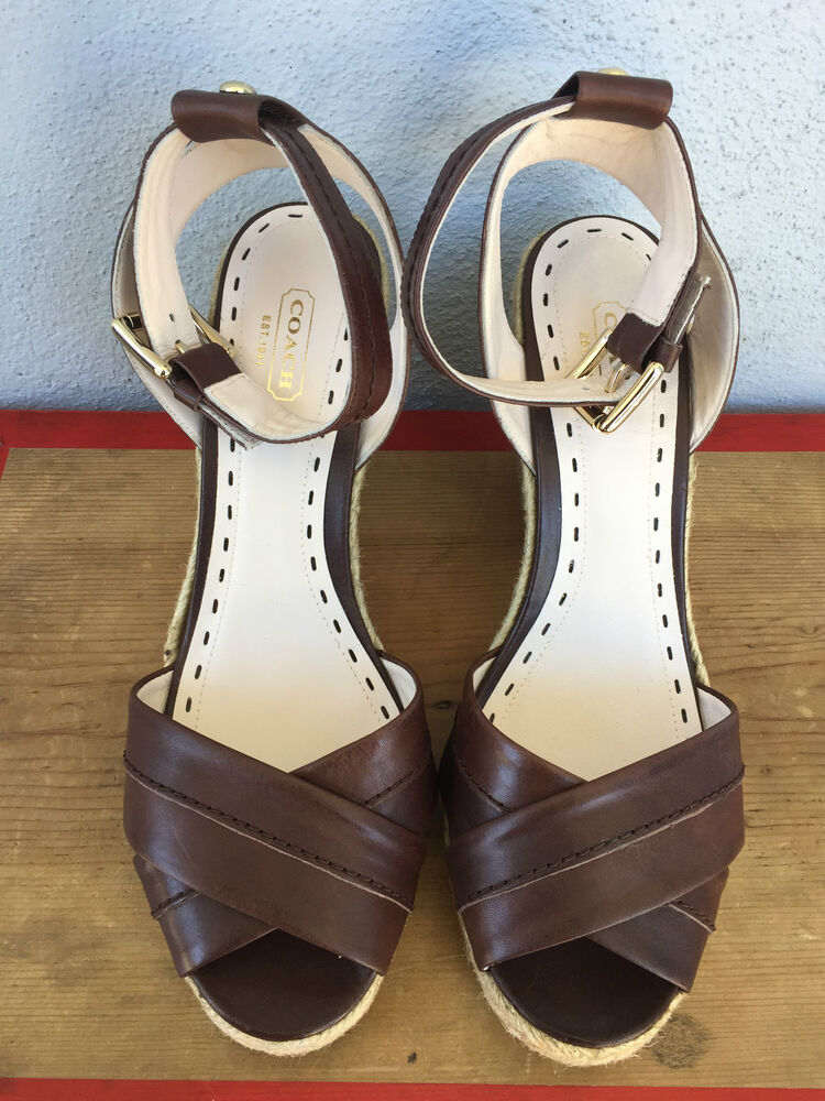 Ebay Coach Shoes Size