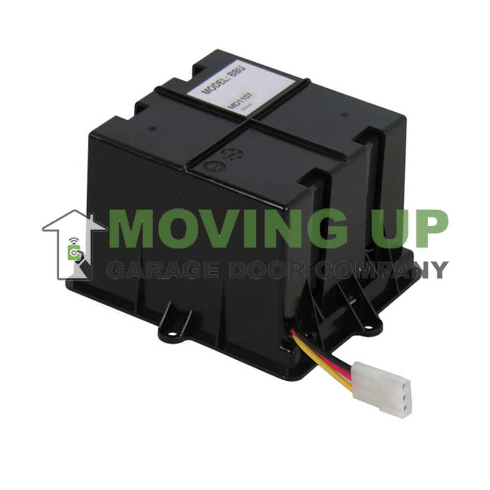 Linear Bbu Battery Back Up For Model Ldco800 Garage Door