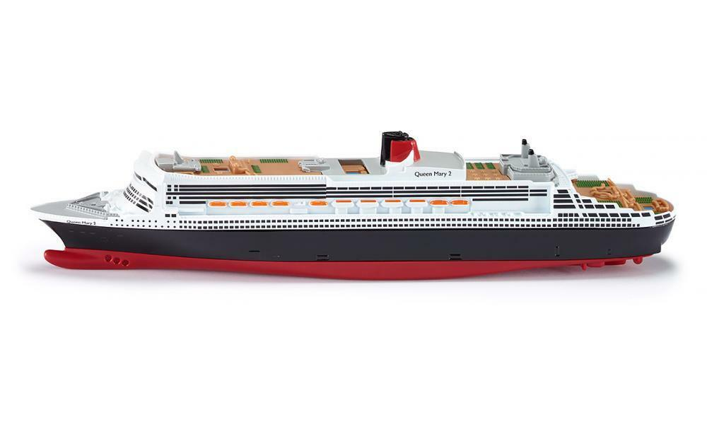 SIKU Queen Mary II Cruise Ship Scale Toy Model Cm Long - Toy cruise ship
