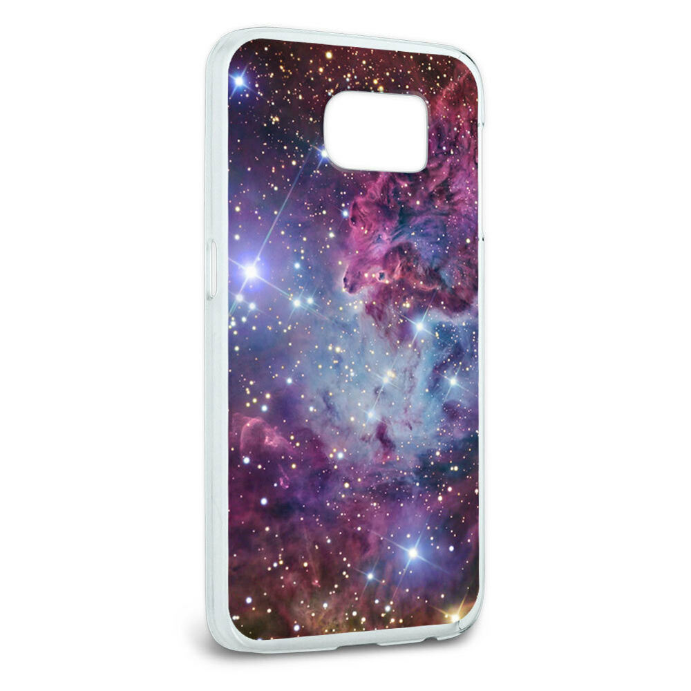 Fox Fur Nebula - Galaxy Space Snap On Hard Protective Case for Samsung ...